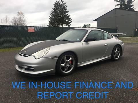 2003 Porsche 911 for sale in Lynnwood, WA