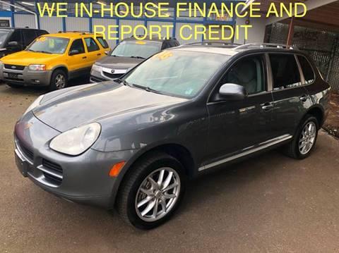 2006 Porsche Cayenne for sale in Lynnwood, WA