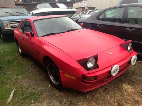 1985 Porsche 944 for sale in Lynnwood, WA