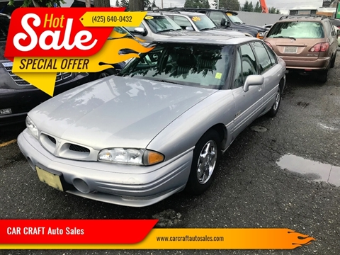 1997 Pontiac Bonneville for sale in Lynnwood, WA