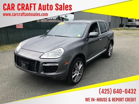 2008 Porsche Cayenne for sale in Lynnwood, WA