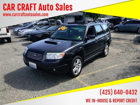 2008 Subaru Forester for sale in Lynnwood, WA