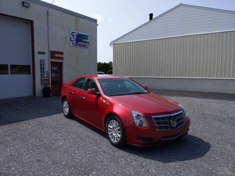 2011 Cadillac CTS for sale at J'S MAGIC MOTORS in Lebanon PA