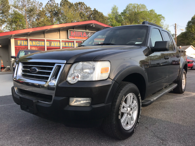 2007 Ford Explorer Sport Trac In Raleigh Nc Mira Auto Sales