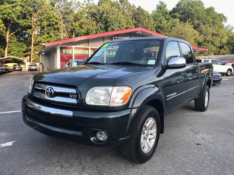 2006 Toyota Tundra For Sale At Mira Auto Sales In Raleigh NC