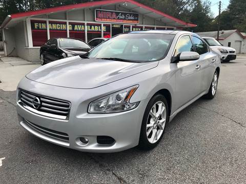 Nissan Maxima For Sale In Raleigh Nc Carsforsale