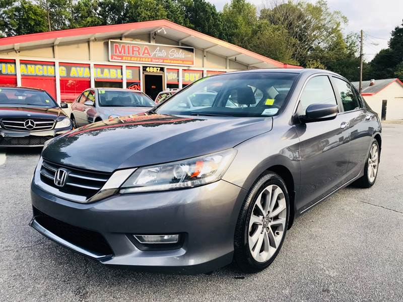 2013 Honda Accord For Sale At Mira Auto Sales In Raleigh NC