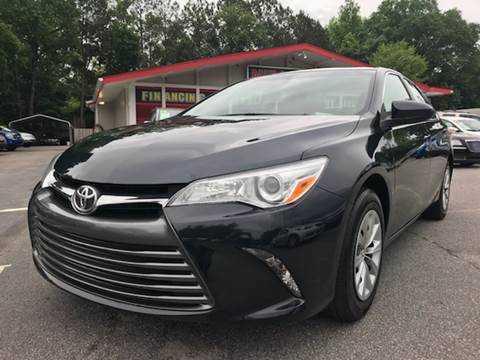 Mira Auto Sales >> 2016 Toyota Camry Le In Raleigh Nc Mira Auto Sales