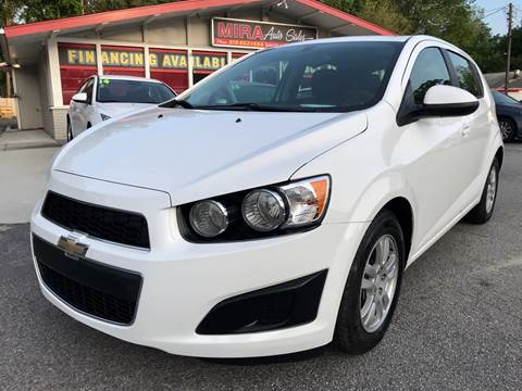2016 Chevrolet Sonic for sale in Raleigh, NC