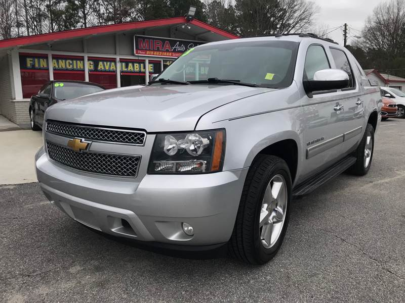 2013 Chevrolet Avalanche for sale at Mira Auto Sales in Raleigh NC