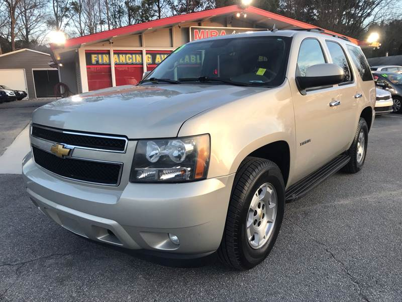 2010 Chevrolet Tahoe for sale at Mira Auto Sales in Raleigh NC