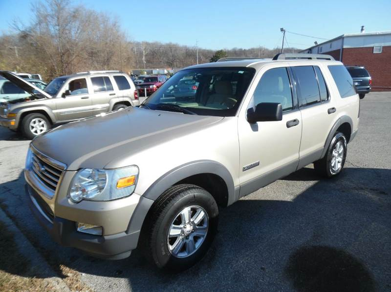 2006 Ford Explorer for sale at VEST AUTO SALES in Kansas City MO