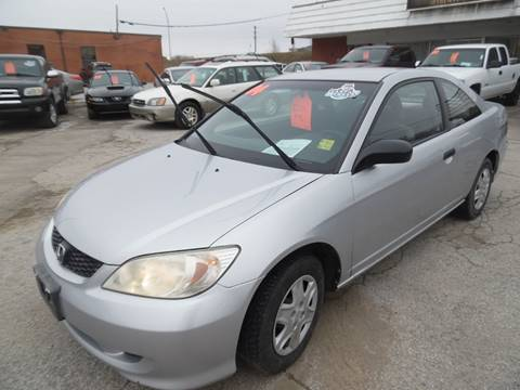 2004 Honda Civic for sale in Kansas City, MO