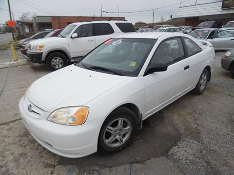 2001 Honda Civic for sale in Kansas City, MO