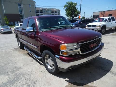 2001 GMC Sierra 1500 for sale in Kansas City, MO