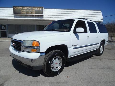 2000 GMC Yukon XL for sale in Kansas City, MO