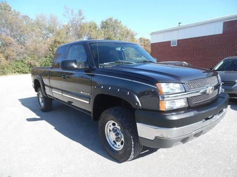 2004 Chevrolet Silverado 2500HD for sale in Kansas City, MO
