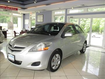 2008 Toyota Yaris for sale in Vernon Rockville, CT