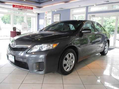 2011 Toyota Camry Hybrid for sale in Vernon Rockville, CT