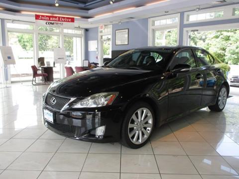 2009 Lexus IS 250 for sale in Vernon Rockville CT