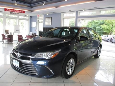 2015 Toyota Camry for sale in Vernon Rockville CT