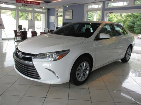 2016 Toyota Camry for sale in Vernon Rockville CT