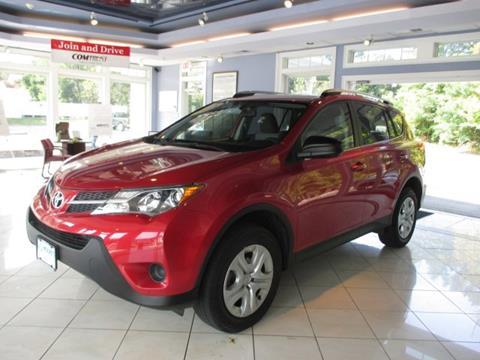 2014 Toyota RAV4 for sale in Vernon Rockville, CT