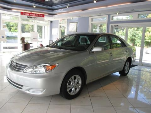 2004 Toyota Camry for sale in Vernon Rockville CT