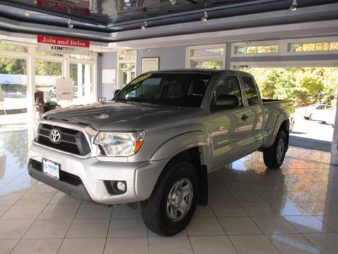2012 Toyota Tacoma for sale in Vernon Rockville, CT