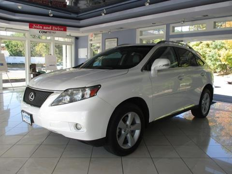 2010 Lexus RX 350 for sale in Vernon Rockville, CT