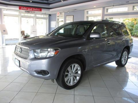 2008 Toyota Highlander Hybrid for sale in Vernon Rockville, CT