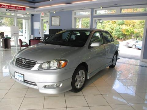 2006 Toyota Corolla for sale in Vernon Rockville CT