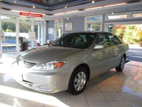 2004 Toyota Camry for sale in Vernon Rockville, CT