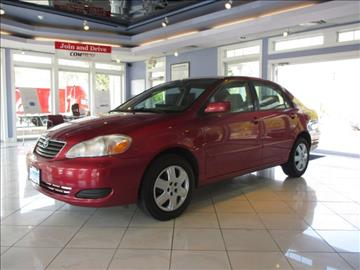 2008 Toyota Corolla for sale in Vernon Rockville, CT