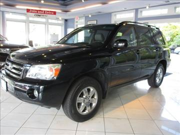 2006 Toyota Highlander for sale in Vernon Rockville, CT