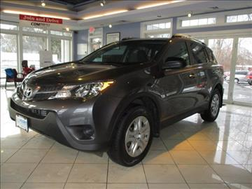2014 Toyota RAV4 for sale in Vernon Rockville, CT