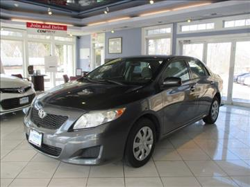 2009 Toyota Corolla for sale in Vernon Rockville, CT