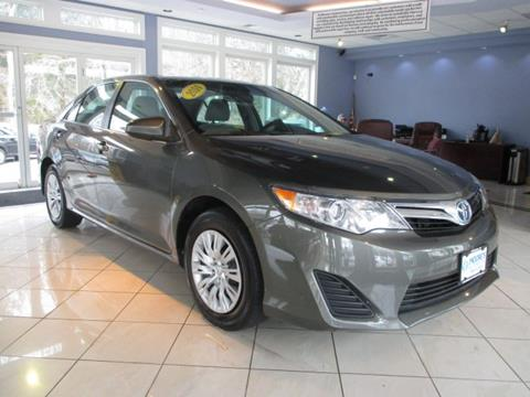 2014 Toyota Camry Hybrid for sale in Vernon Rockville CT