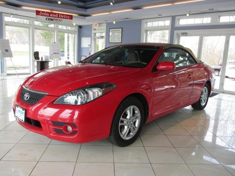 2008 Toyota Camry Solara for sale in Vernon Rockville CT