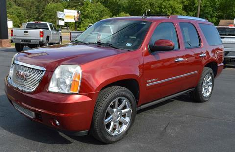 2011 GMC Yukon for sale in Clarksville, VA