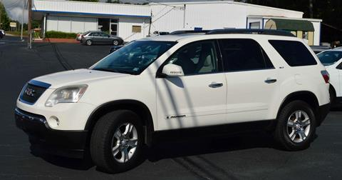 2008 GMC Acadia for sale in Clarksville, VA