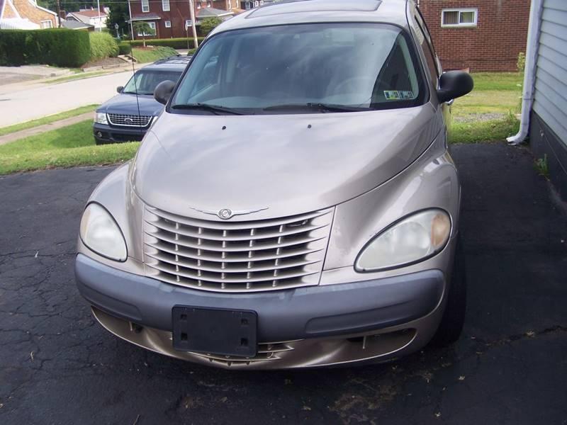 2002 Chrysler PT Cruiser Limited Edition 4dr Wagon - Springdale PA