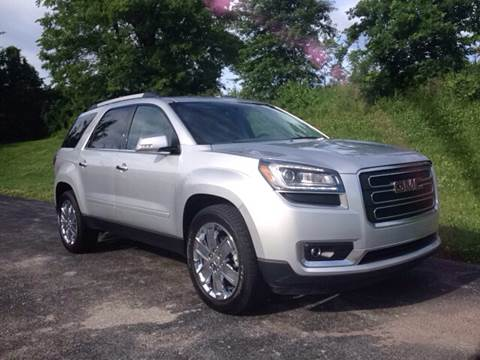 2017 GMC Acadia Limited for sale in Washington, MO