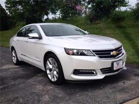 2017 Chevrolet Impala for sale in Washington MO