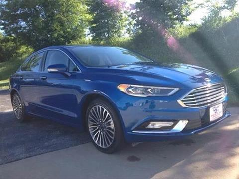 2017 Ford Fusion for sale in Washington, MO