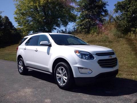 2017 Chevrolet Equinox for sale in Washington MO