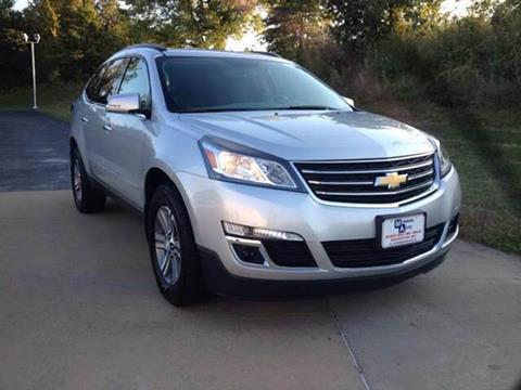 2017 Chevrolet Traverse for sale in Washington MO