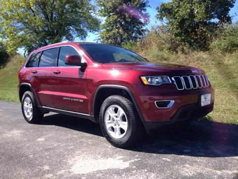2017 Jeep Grand Cherokee for sale in Washington, MO