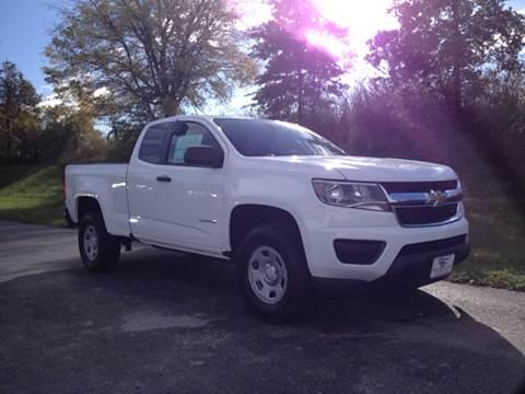 2018 Chevrolet Colorado for sale in Washington, MO