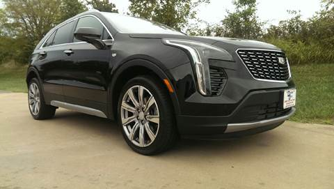Cadillac Xt4 For Sale In Rochester Mn Carsforsale Com